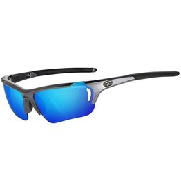 Tifosi Tifosi, Radius FC, Sunglasses, Frame: Gunmetal, Lenses: Clarion Blue, AC Red, Clear