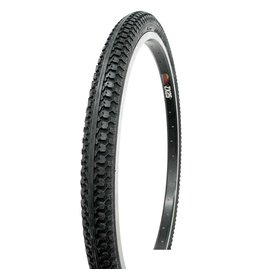 CST CST, C-727, 24x1.75, Wire, Single, Clincher, 27TPI, 40PSI, Black