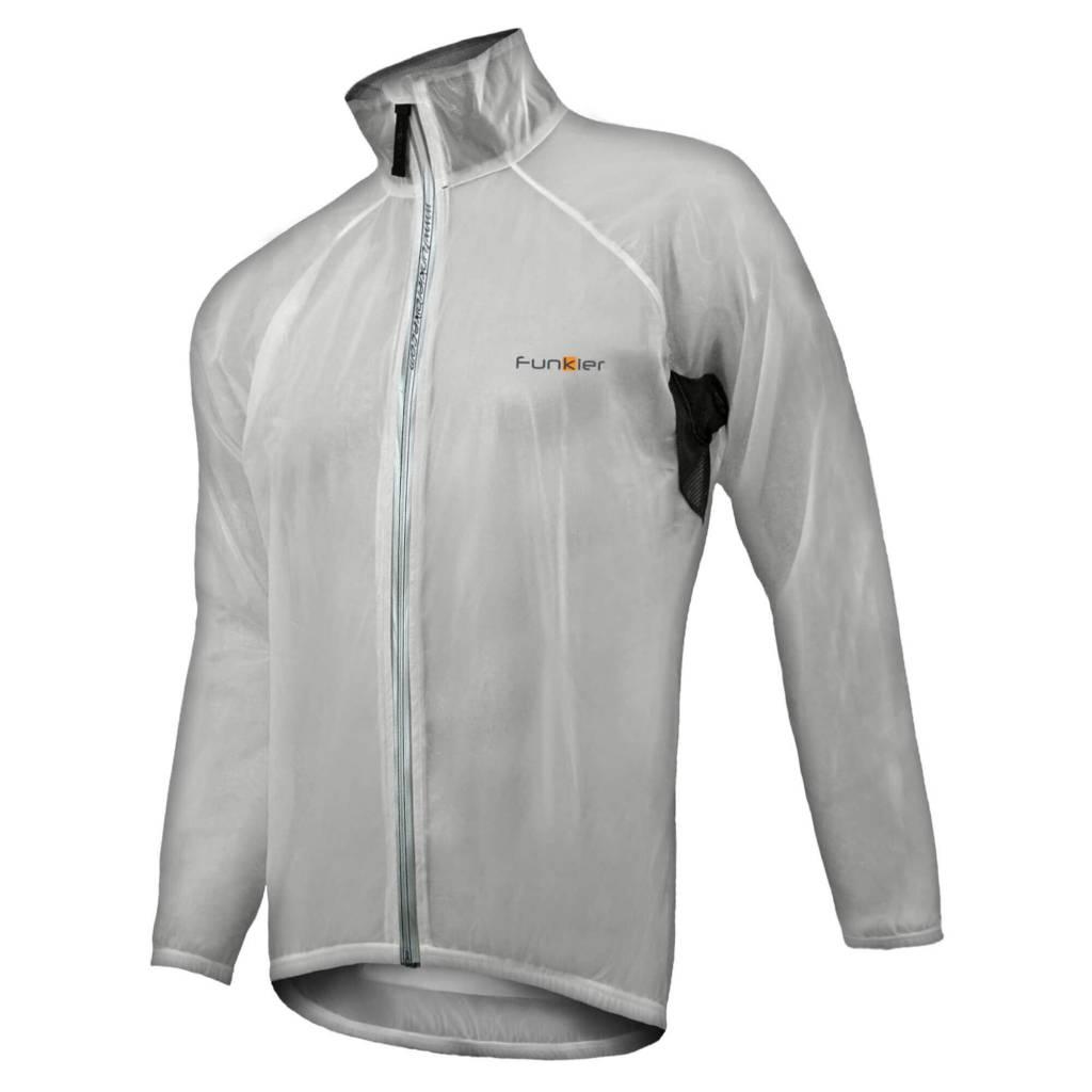Varallo Rain Jacket Clear