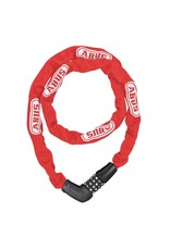 ABUS Abus, Steel-O-Chain 5805C Chain with combination lock, 5mm/75cm, Red