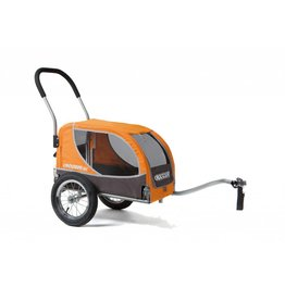 Croozer Croozer Mini Trailer / Stroller Orange