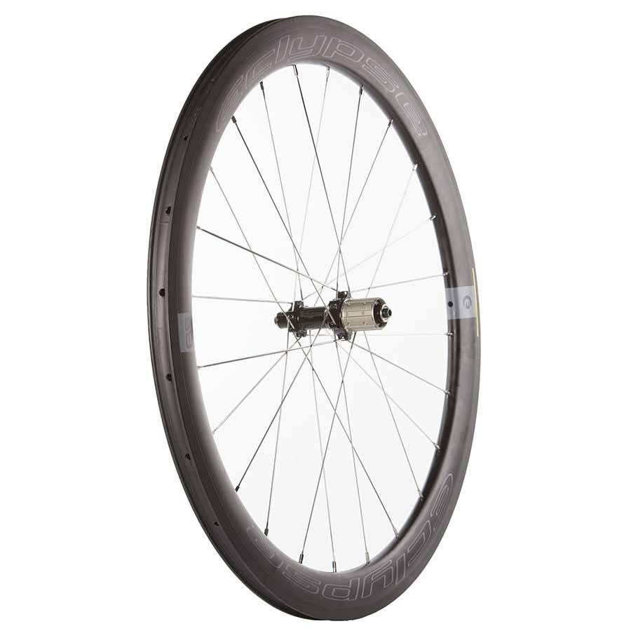 Eclypse Eclypse, S9/38, Wheel, 700C, Clincher, QR, LD: 130mm, Brake: Rim, Rear, Shiman Rad 11