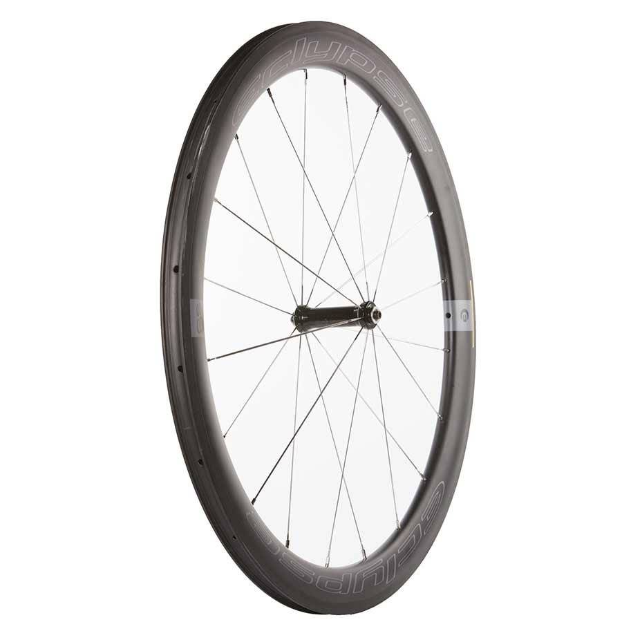 Eclypse Eclypse, S9/38, Wheel, 700C, Clincher, QR, LD: 100mm, Brake: Rim, Frnt
