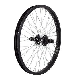 "HUTCH REAR WHEEL 20"" BMX 9th DRIVER BLACK"