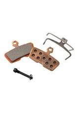 Avid Avid, Code 2011+ Disc brake pads, Organic, Steel back plate, pair