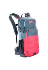 EVOC EVC, CC 16 + 2L, Backpack, Slate/Red