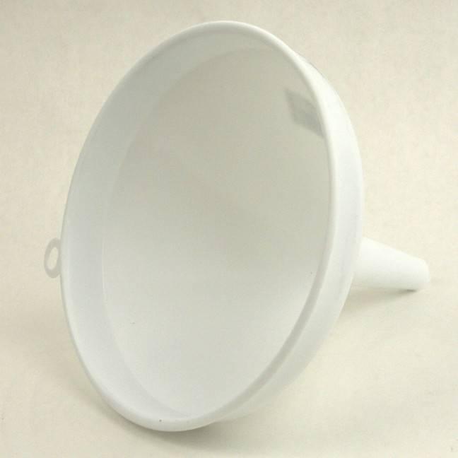 Plastic Funnel, 16 cm. / 6 in.