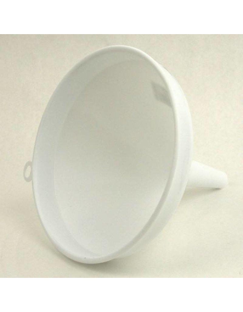 Plastic Funnel, 25 cm. / 10 in.