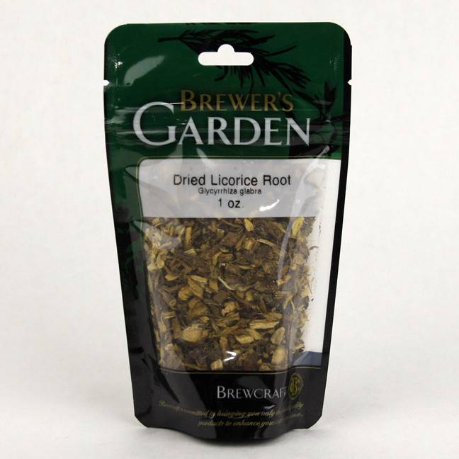 Dried Licorice Root - 1 oz Package