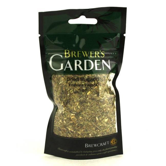 Brewers Garden Dried Mugwort - 1 oz Package