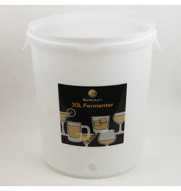 8 Gallon (30L) Fermenter W/O Lid