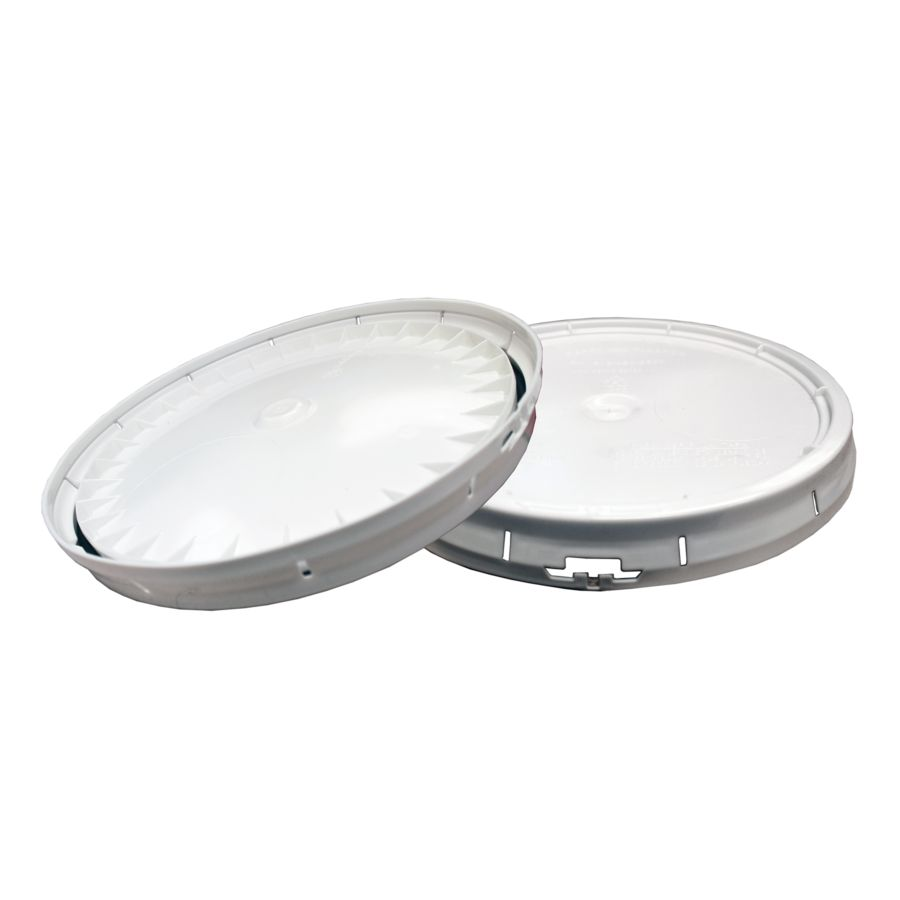 Lid For 5 or 6 Gallon Pail,  Solid