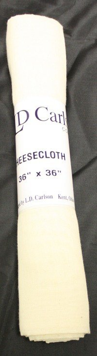 Cheesecloth, 1 sqyd