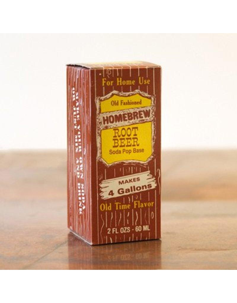 Rainbow Flavors Root Beer Soda Extract 2 fl oz