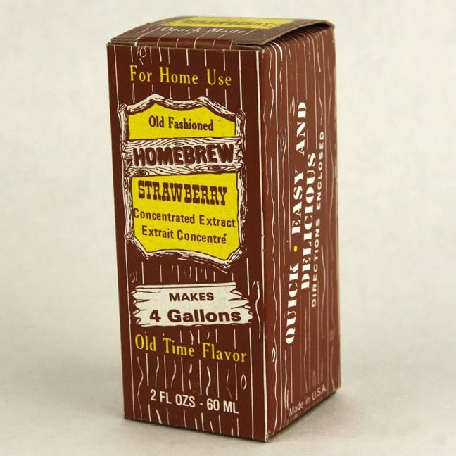 Rainbow Flavors Soda Extract, Strawberry - 2 oz
