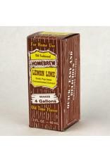 Rainbow Flavors Soda Extract, Lemon-Lime - 2 oz