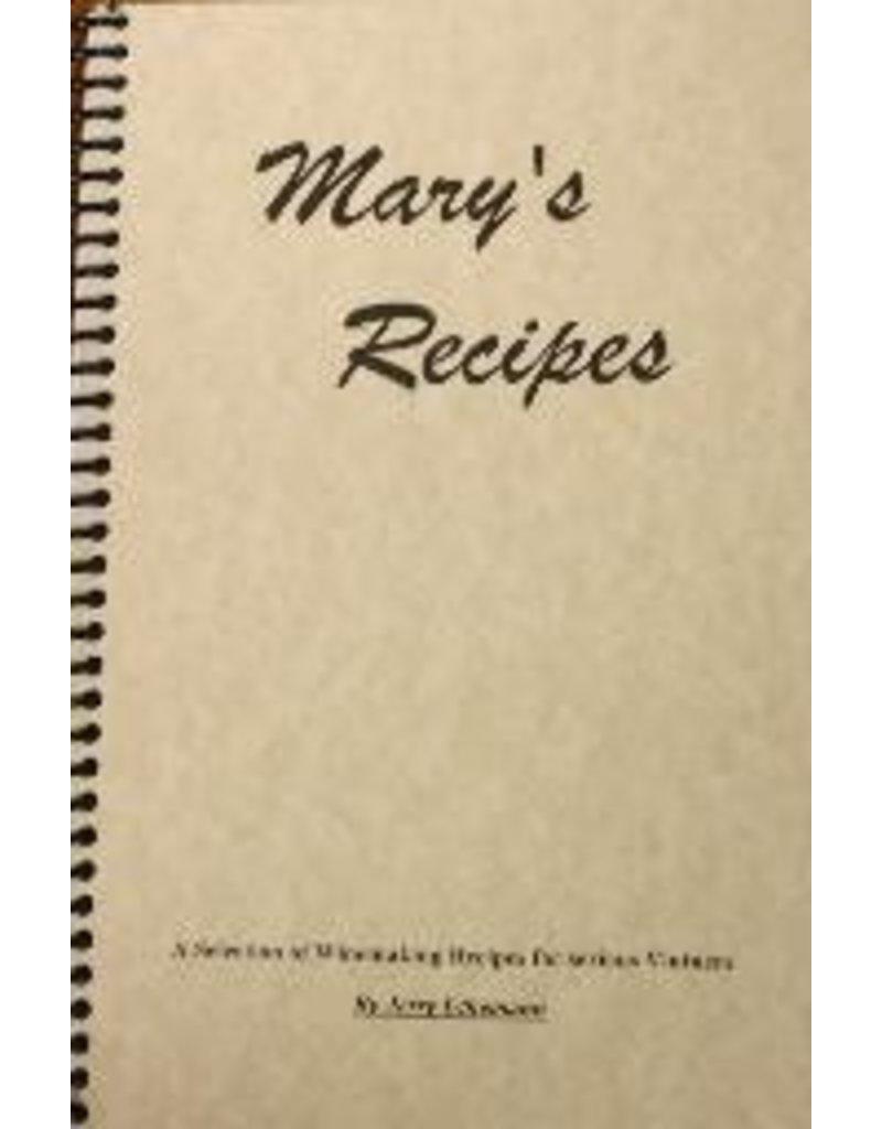 Mary's Recipes, Uthemann