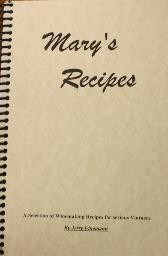Mary's Recipes, Uthemann