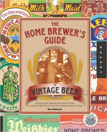 Home Brewer's Guide to Vintage Beer