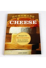 Homemade Cheese - Janet Hurst