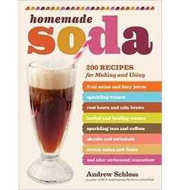 Homemade Soda - 200 Recipes