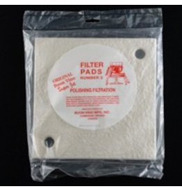 Super Jet Filter Pads #2 , Polish