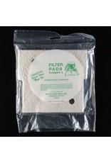 Mini Jet Filter Pads #3, Sterile