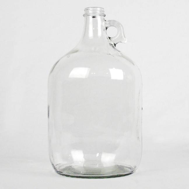 1 Gallon Glass Jug cs/4