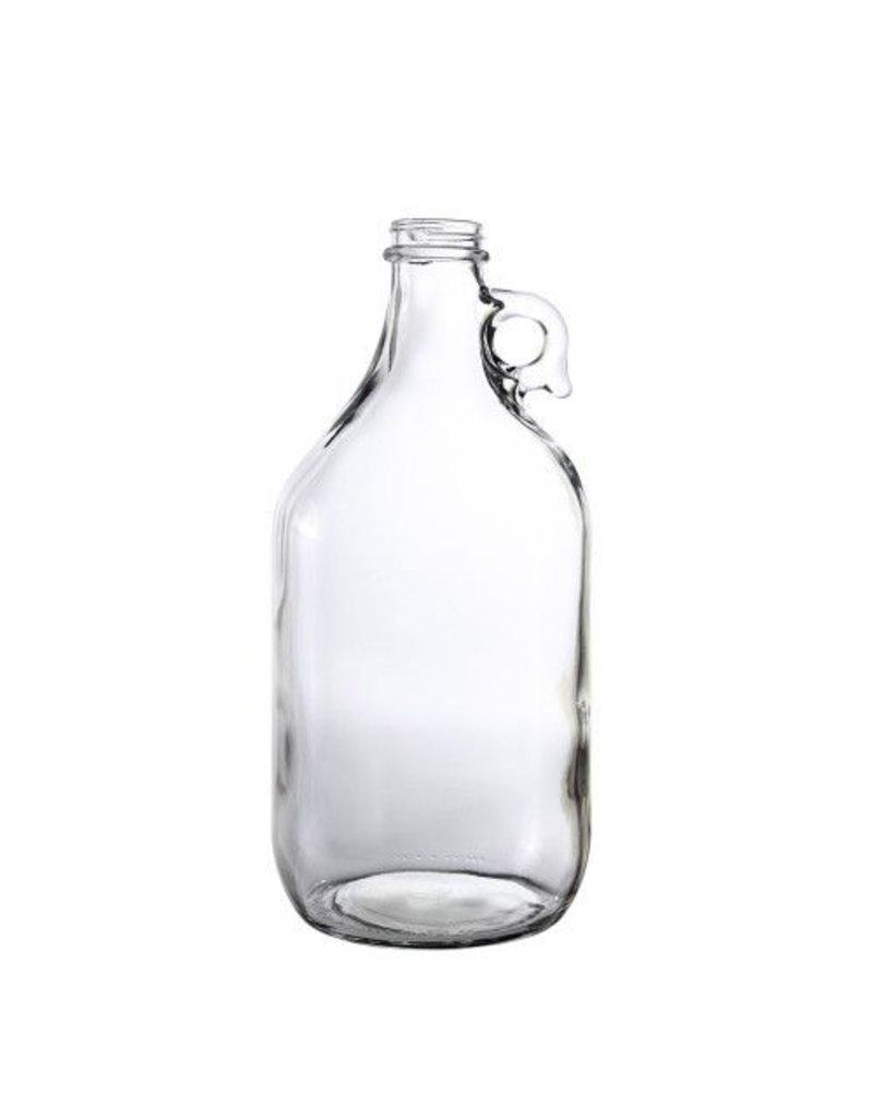 1/2 Gallon Glass Jug cs/6