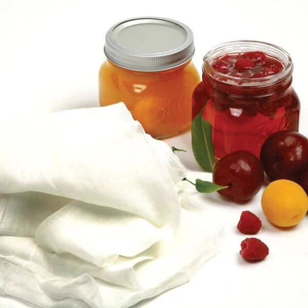 Norpro Bleached Cheesecloth, 2 sqyd