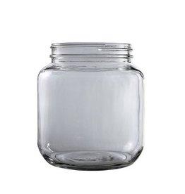1/2 Gallon Glass Jar