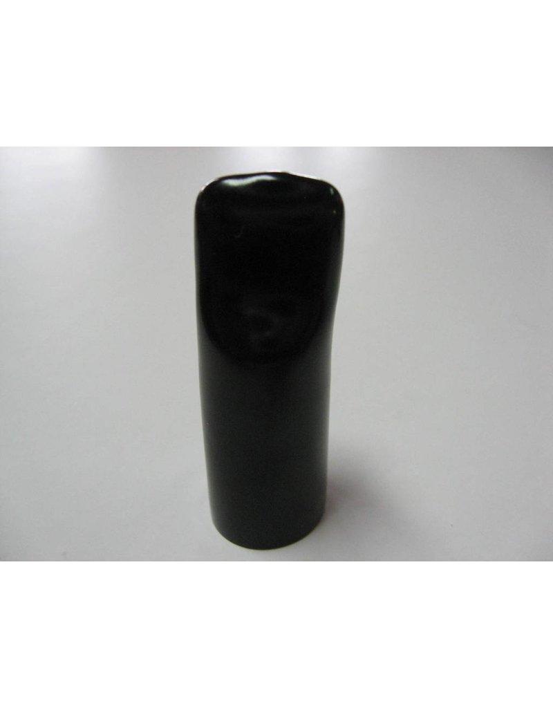 Krome Faucet Cap, Nylon, Black