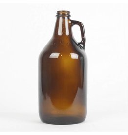 Amber Growlers, 64 oz