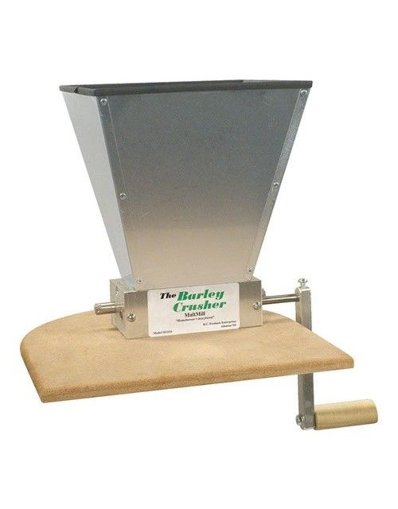 Barley Crusher Malt Mill w/ 7 lb. Hopper