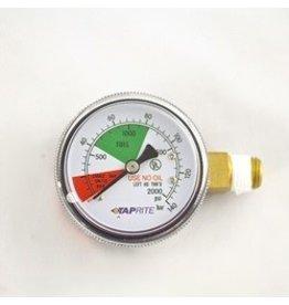 TapRite Pressure Gauge, 0-2000 PSI