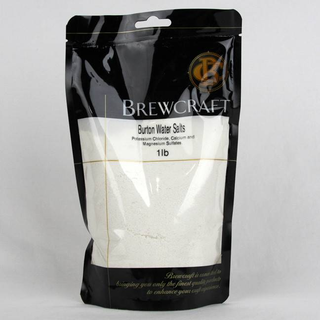 Burton Water Salts,  1 LB