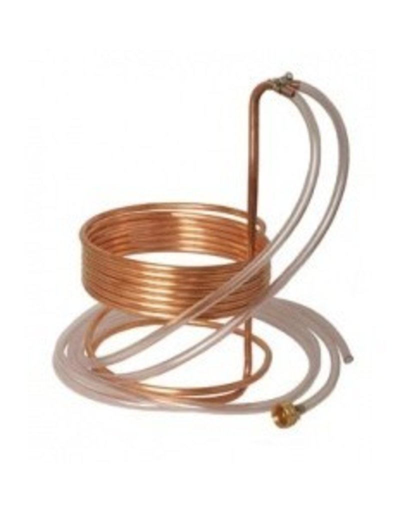 "3/8"" x 25' Copper Wort Chiller"