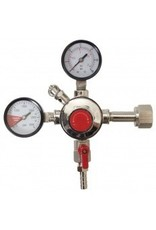 Economy CO2 Regulator - Dual Gauge