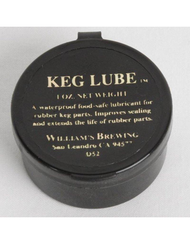 Keg Lube, 1 oz Package