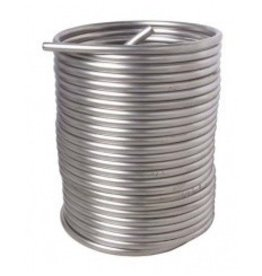 """3/8"""" x 50' Stainless Draft Coil"""