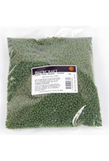Bottle Wax Beads - Green - 1 LB / 453.59g Package