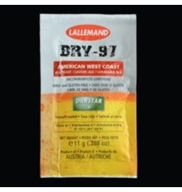 Lallemand BRY-97 Ale Yeast 11 g