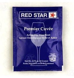 Red Star Premier Cuvee Wine Yeast 5g- Red Star