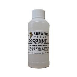 Coconut Flavoring Extract 4 oz, Artifical Flavors