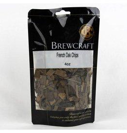French Oak Chips (Medium) - 4 oz