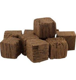1 LB - Oak Cubes, French Medium
