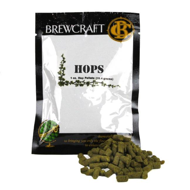 Falconers Flight 7 C's (US) Hop Pellets - 1 oz