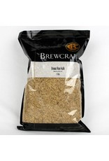 1 LB. Brewers Rice Hulls