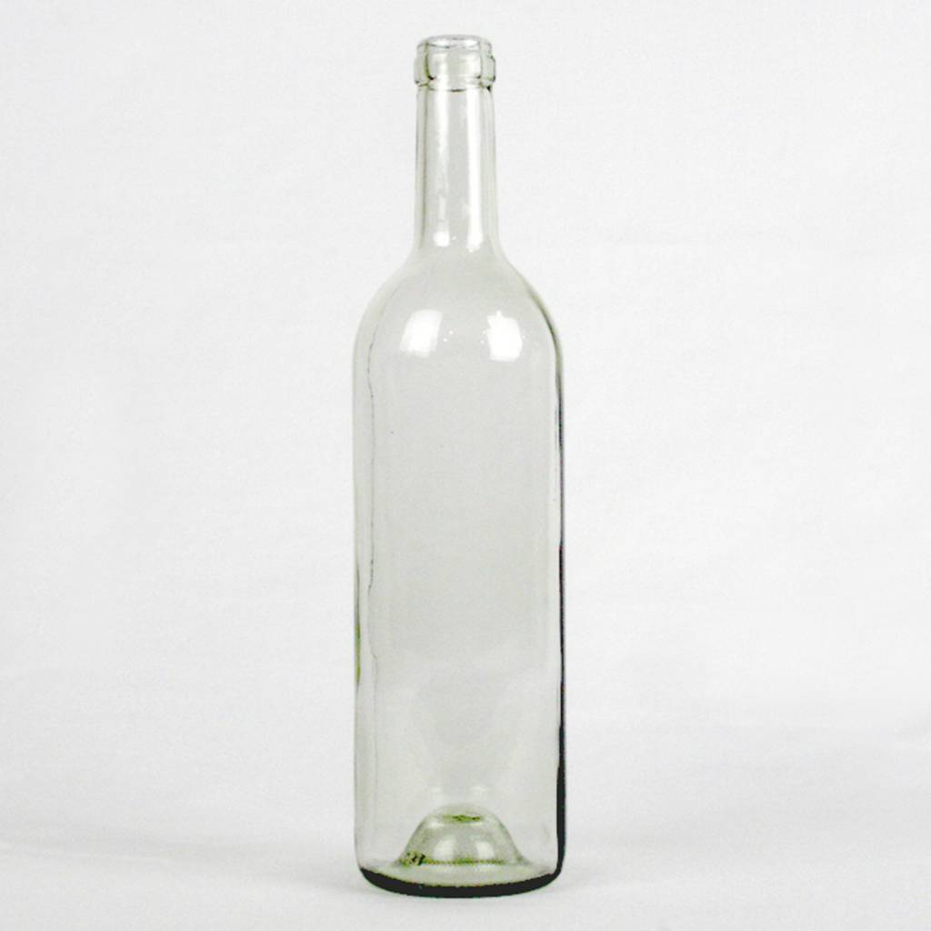 750 ml Flint Claret Wine Bottle