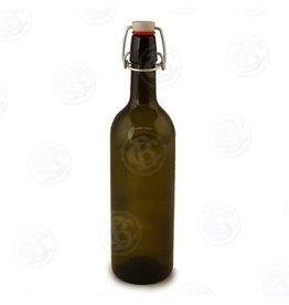 750 ml EZ Cap Wine Bottles, cs/12
